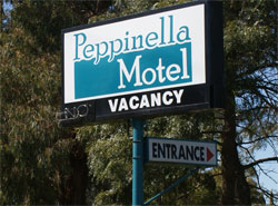 Peppinella Motel - 102 Smythes Road Delacombe Victoria 3356